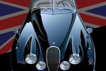 Automobiles - British Class / by David James