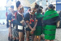 Hornbill Festival of Nagaland / The Hornbill Festival of Nagaland is one of the biggest cultural extravaganzas in the North East. The Hornbill Festival is a festival to revive, protect, sustain, and promote the richness of the Naga heritage and traditions. Hornbill Festival is a celebration of the rich cultural heritage of the Nagas.
