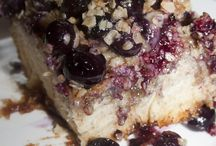 Recipes using Blueberries / by Nancy Gravelin