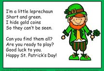 St. Paddy's Day party / by Lauren Hall