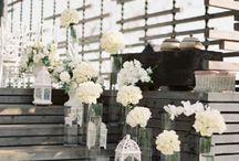 wedding decor / All about wedding décor
