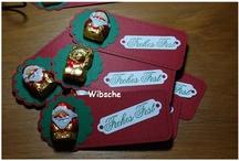 my advent and xmas creations / meine Advents-/Weihnachtsbasteleien