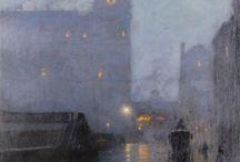 ART - Mist & Mystery / Mist and Mystery