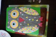 taarten gemaakt