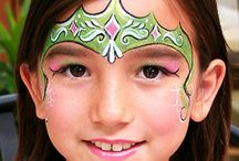 Facepainting Designs
