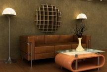 Art Deco style room / by LynDee