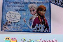 Encanto Artes e Festas - Papelaria / arte em papelaria personalizada