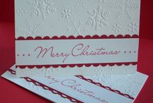 CHRISTMAS CARDS / by Judy Kightlinger