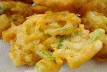 tempura salgados