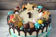 торт декор детский