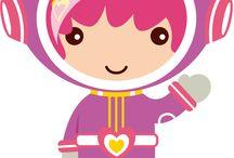 космос для дошкольников