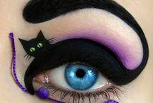 Maquillaje / Make up / Quieres ser original con tu maquillaje? Te ofrecemos unas ideas fantásticas para sorprender