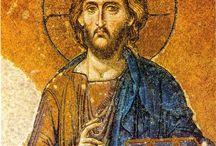 Studium Pantokratora / Chrystus Pantokrator - studium ikonograficzne