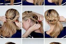 hair & braids / by tifani johnson