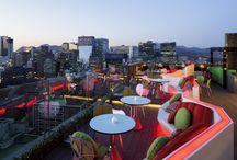 Le Style Bar / Le Style Bar / 르 스타일 바 / 루프탑 바 / Rooftop Bar