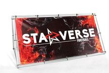 Outdoor Banner Stands - Foundation
