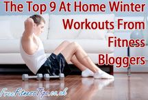 Workouts / A selection of workouts you can try. / by Free Fitness Tips