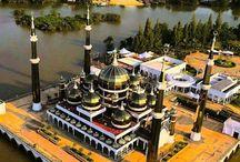 masjid kristal Malaysia