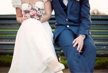 {Wedding Styling} Vicky & James / The Sparks