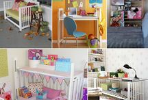Repurposed Furniture - Kids / Furniture that can be repurposed into children's toys