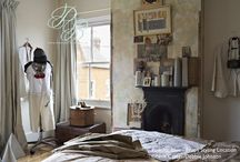 Powder Blue - Bedrooms / Bedrooms showing our Styling Props Locations