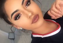 make - up looks