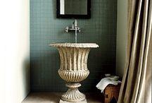 bathrooms / by Amanda Reynolds