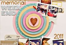 Scrapbook - Circles / by Denise Gus