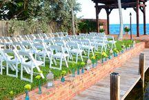 Wedding Ceremony Setups / Florida Keys Beach Wedding Ceremony Ideas
