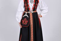 Traditional Costumes of the World