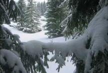 χιόνι,χιονονιφάδες κ.ά.