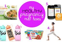 Healthy pregnancy  / by Lindsey Wilkerson