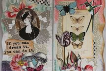 Collage/Glue Book