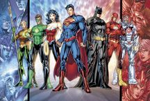 Super Heroes / Favorite Superheroes / by Megan Higgins