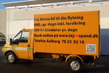 Biludlejning i Aalborg / Lejenspand.dk fremviser billeder fra hverdagen i forbindelse med udlejning af biludlejning i aalborg hvor der udlejes flyttebiler og personbiler til udlejning