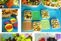 Lunches and snacks