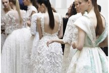 Elie Saab Haute Couture / The haute couture world of Elie Saab