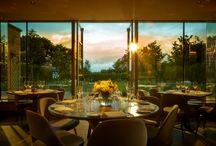 The Garden Room Restaurant  / by Dormy House Hotel