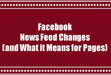 Facebook Marketing Tips / Facebook marketing tips and best practices / by Steven Hughes