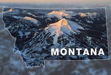 My ❤️ belongs to Montana / by Kourtney Saxton