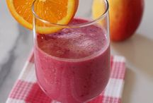 Smoothies / Stomach fatbuster  (morning drink)