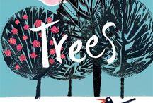 Picturebooks: Trees