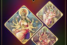 Navratri Ke 9 Rang / Celebrating the season of festivities at Gehna