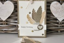 Four Feathers - Stampin' Up!