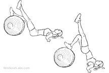 Best Swiss Ball exercises