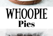 Cookie Sandwiches/Whoopie Pies
