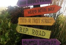 Upcycled Halloween Decoration Ideas