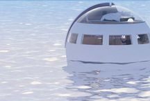 Would You Sleep In This Floating Capsule Hotel