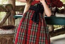 Vestidos navidad niñas