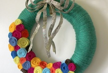 crafty ideas / by Morgan Amerson